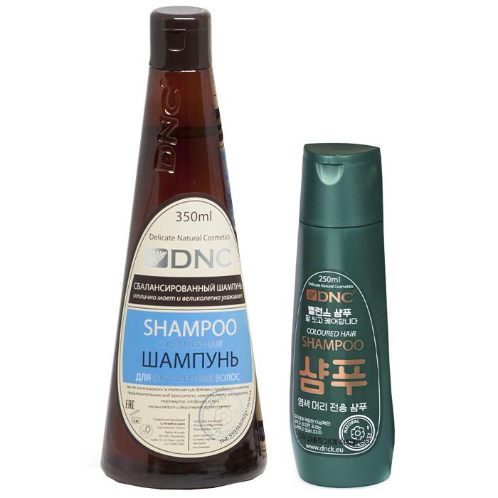 Купить DNC Coloured Hair Shampoo