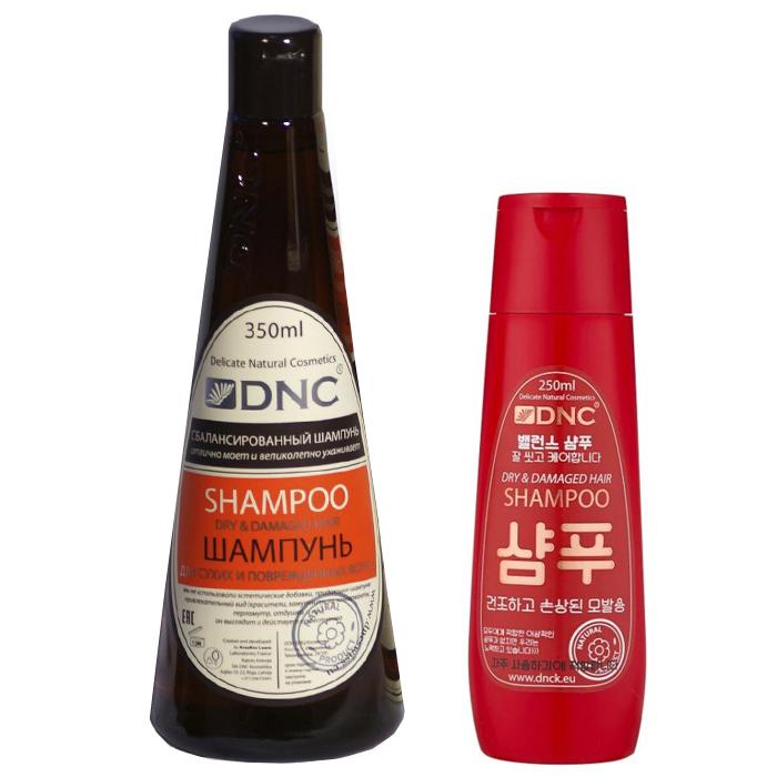 Купить DNC Dry And Damaged Hair Shampoo