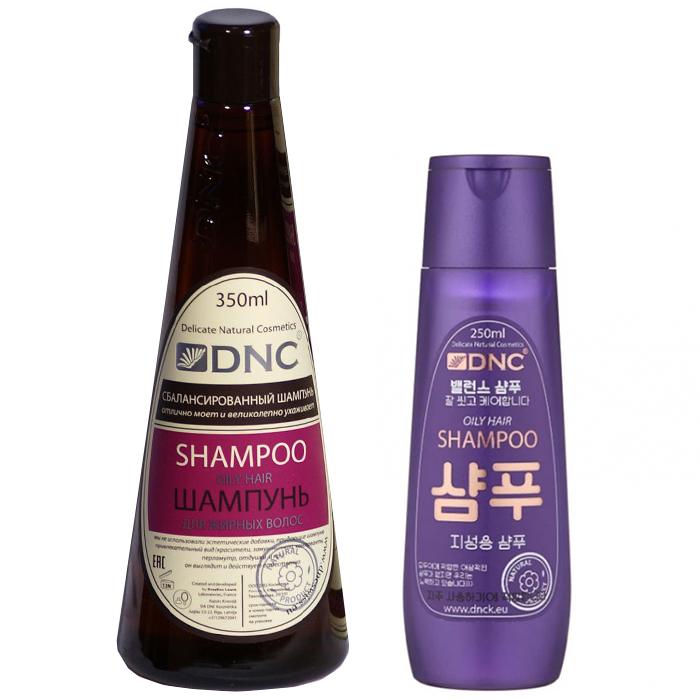 DNC Oily Hair Shampoo фото