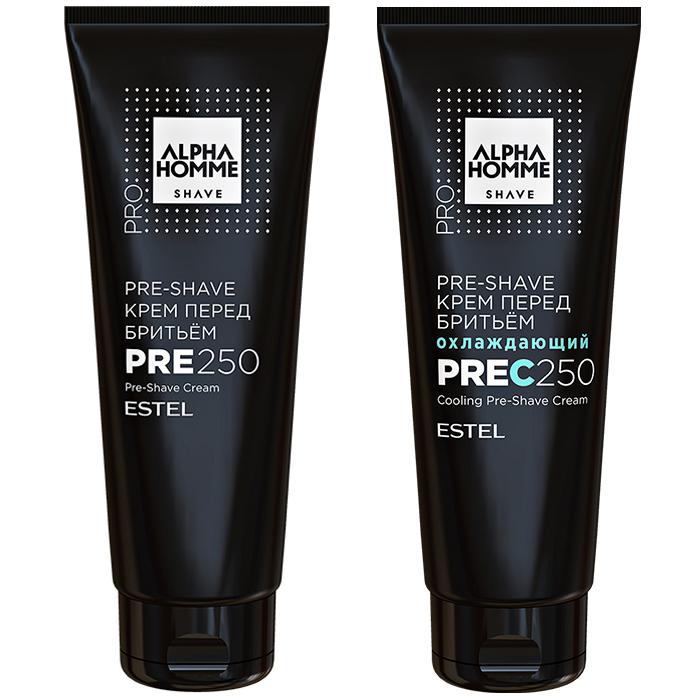 Estel Preshave Alpha Homme Pro Cream фото