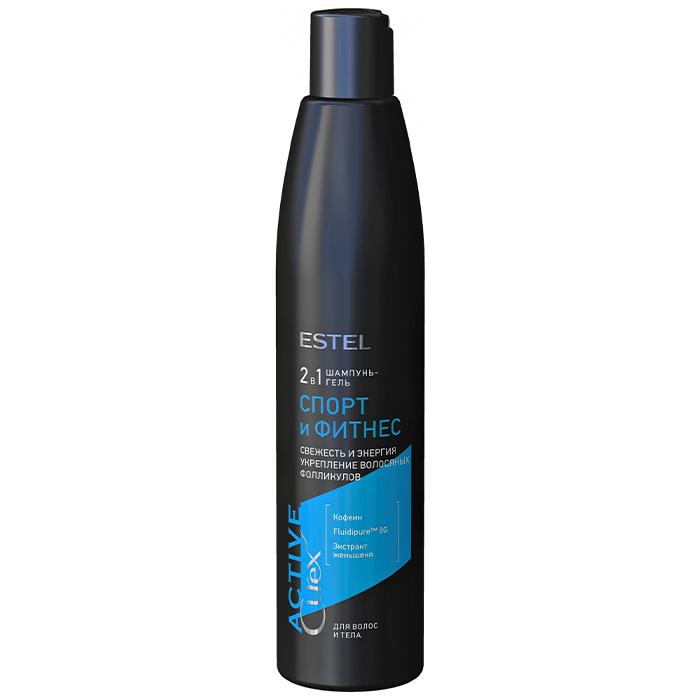 Купить Estel Curex Active Gel Shampoo