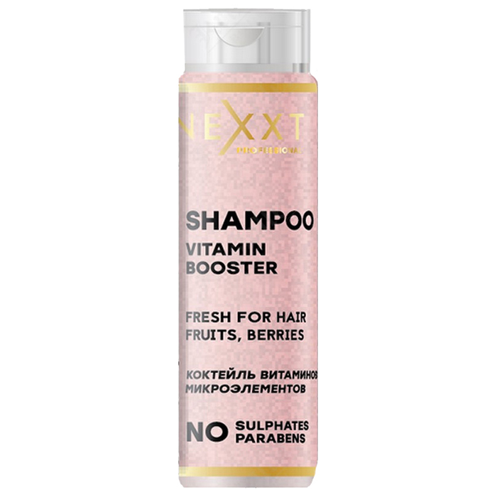Nexxt Vitamin Booster Shampoo.
