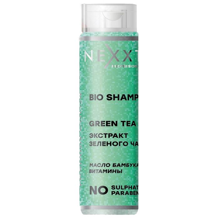 Nexxt Green Tea Bio Shampoo.