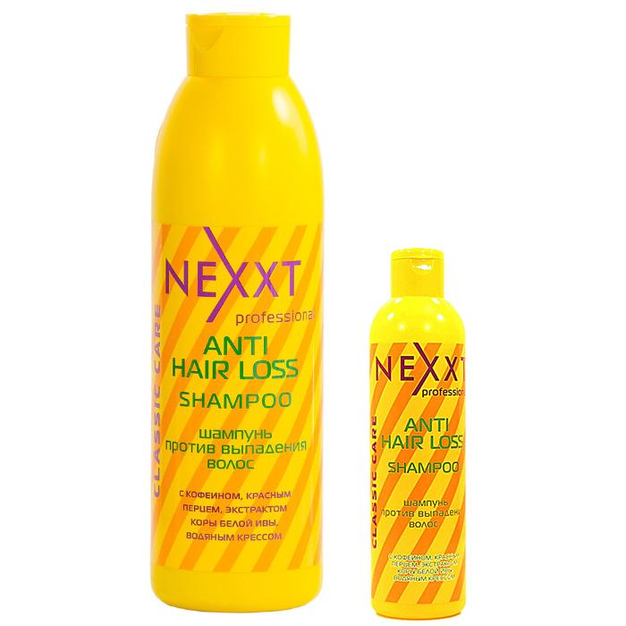 Nexxt Anti Hair Loss Shampoo.