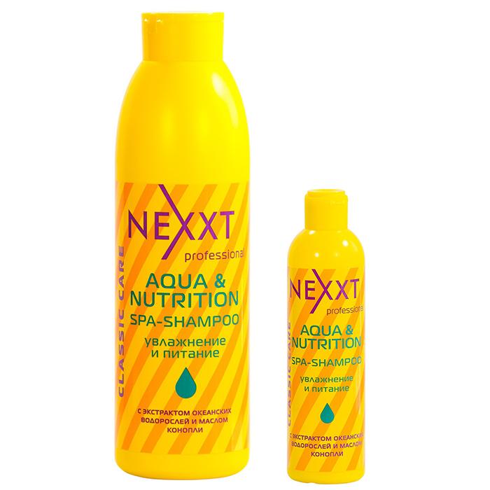 Купить Nexxt Aqua And Nutrition Spa Shampoo