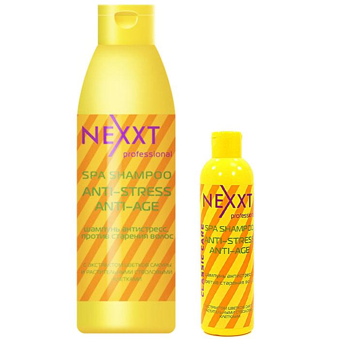 Nexxt Spa Shampoo AntiStress AntiAge.
