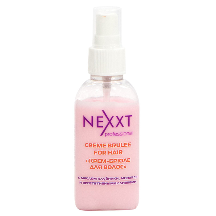 Nexxt Creme Brulee For Hair Fluid фото