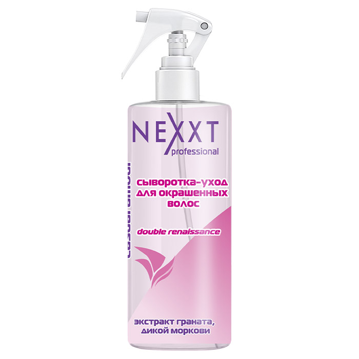 Nexxt Double Renaissance Serum фото