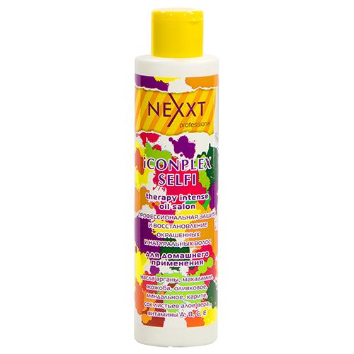 Nexxt Iconplex Selfi Therapy Intense Oil Salon.