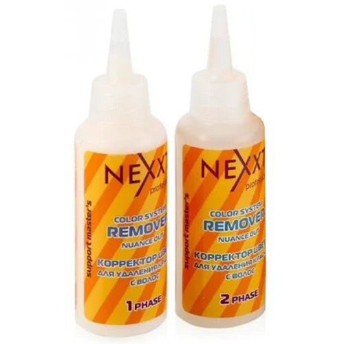 Nexxt Color System Remover Emulsion.
