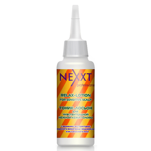 Nexxt Relax Lotion For Sensitive Scalp.