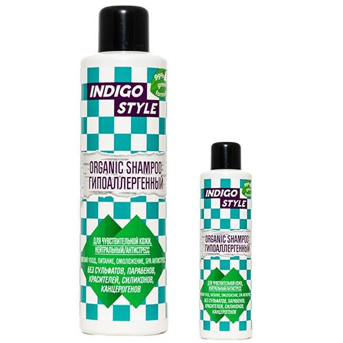 Indigo Style Organic Shampoo фото