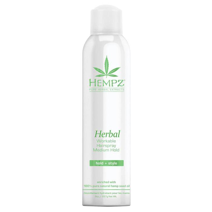 Hempz Herbal Instant Dry Shampoo фото