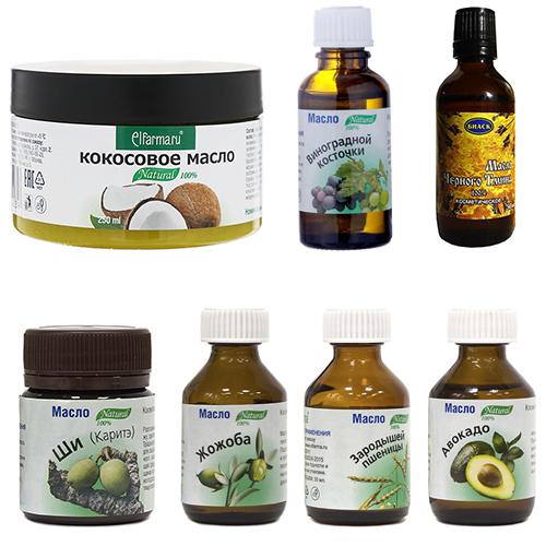 Косметическое масло Elfarma косметическое жирное масло