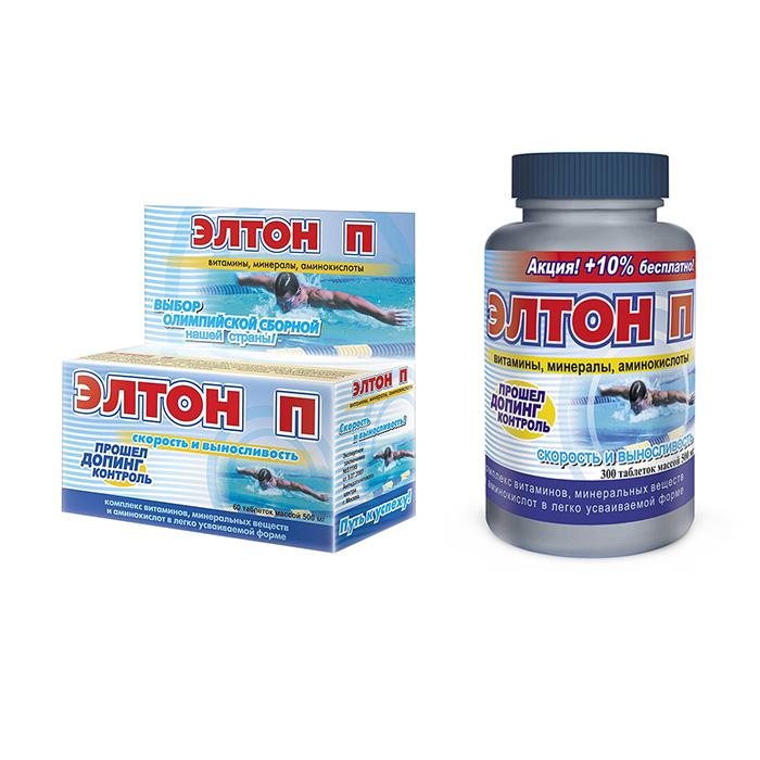 Витамины Секреты Долголетия витамины Элтон-П