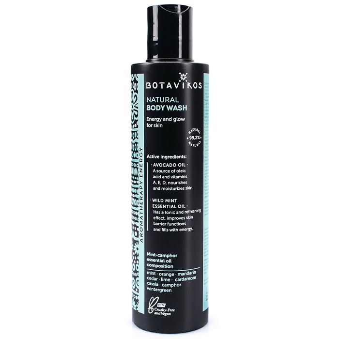 Botavikos Aromatherapy Energy Body Wash.
