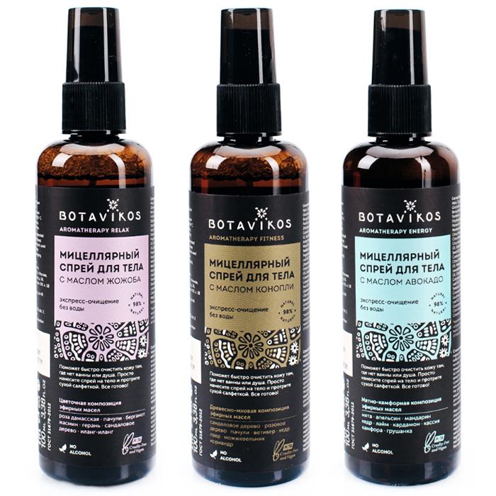Botavikos Aromatherapy Micellar Body Spray