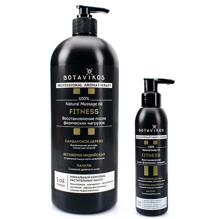 Botavikos Aromatherapy Fitness Natural Body Oil.