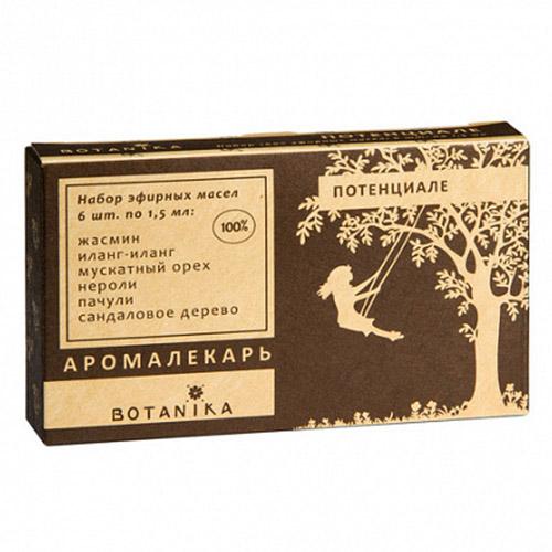 Купить Набор эфирных масел Botavikos набор 100% эфирных масел Потенциале
