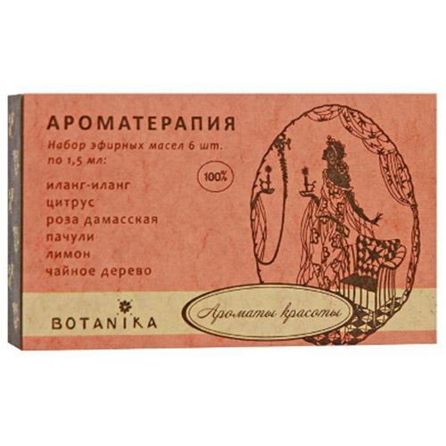 Купить Набор эфирных масел Botavikos набор 100% эфирных масел Ароматы красоты