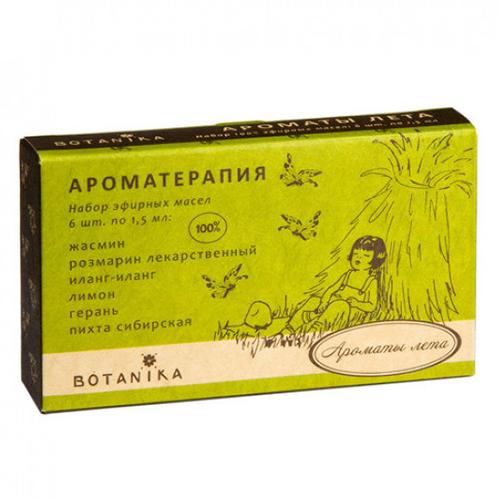 Купить Набор эфирных масел Botavikos набор 100% эфирных масел Ароматы лета