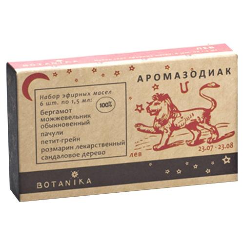 Купить Набор эфирных масел Botavikos набор 100% эфирных масел Лев