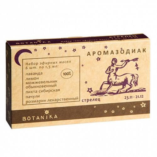 Купить Набор эфирных масел Botavikos набор 100% эфирных масел Стрелец