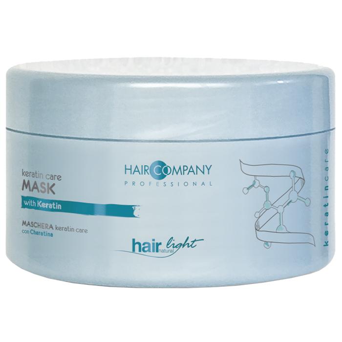 Hair Company Hair Light Keratin Care Mask фото
