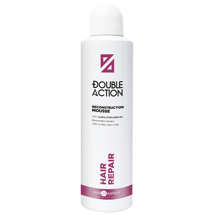 Hair Company Double Action Hair Repair Mousse фото