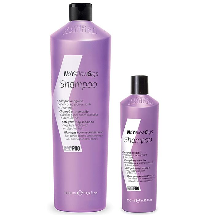 KayPro No Yellow Gigs Shampoo