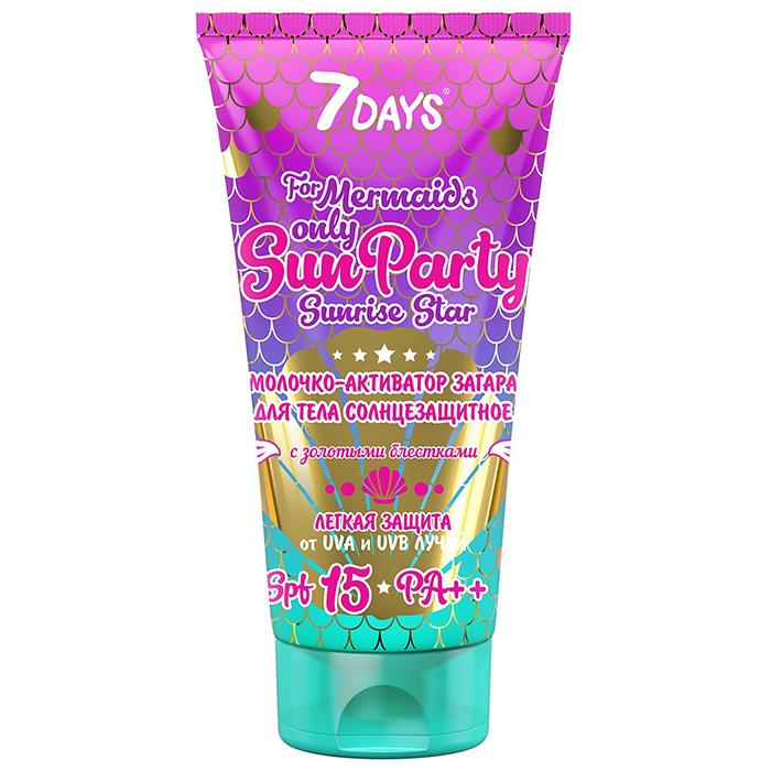 Days Sun Party Sunrise Star SPF PA