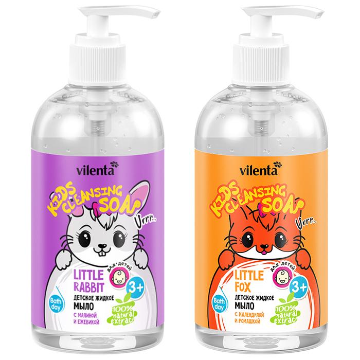 Vilenta Kids Cleansing Soap фото