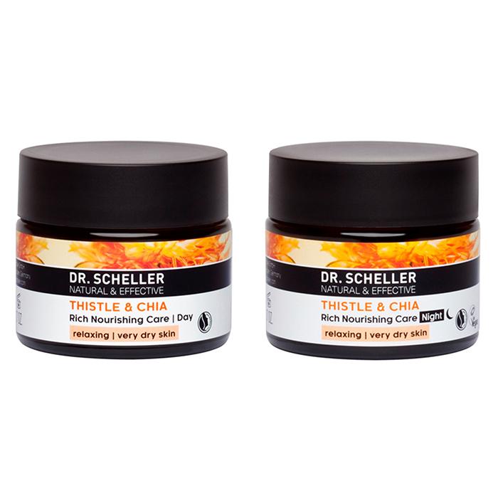 Купить Dr Scheller Thistle And Chia Rich Nourishing Care Cream, Dr. Scheller