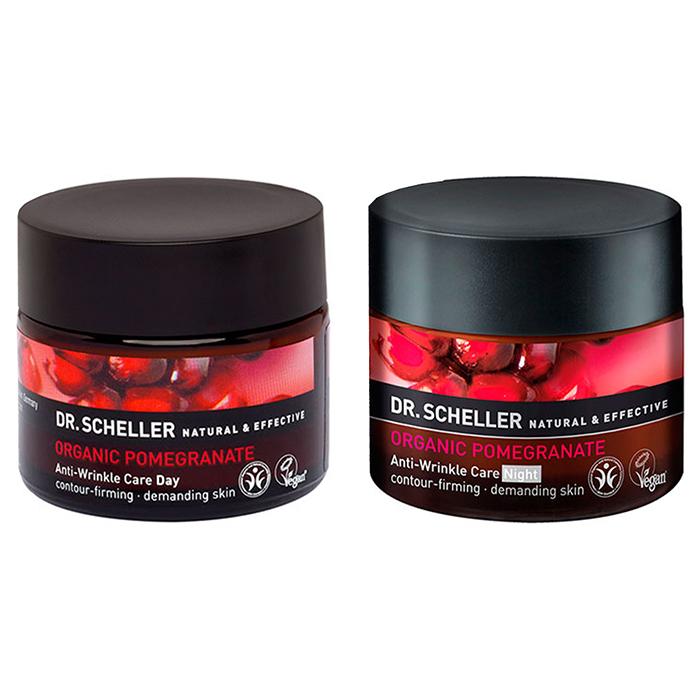 Dr Scheller Organic Pomegranate AntiWrinkle Care Cream фото