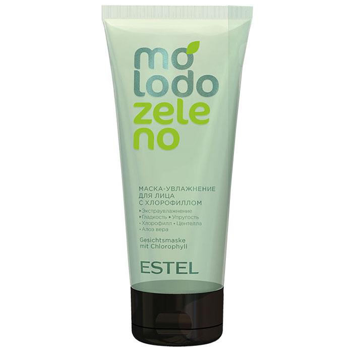 Estel Molodo Zeleno Face Mask фото