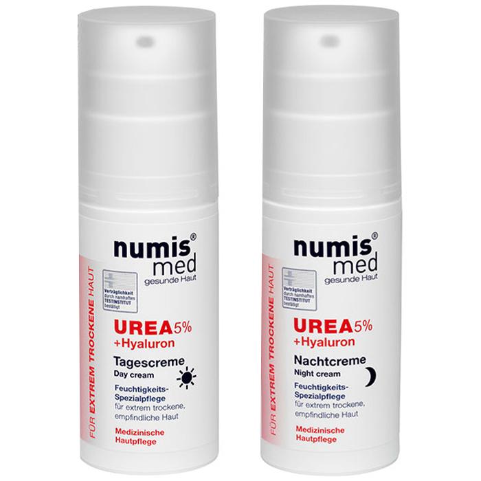 Numis Med UREA  And Hyaluron Cream