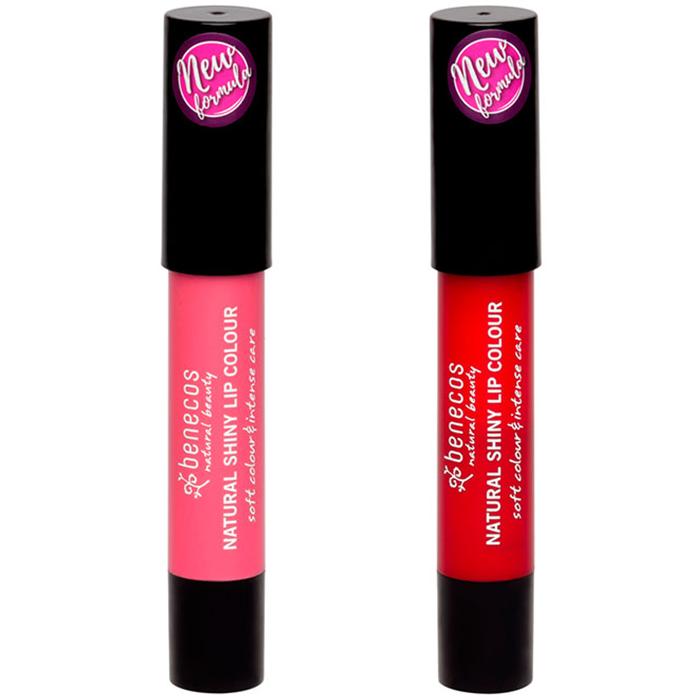 Купить Benecos Natural Shiny Lip Colour