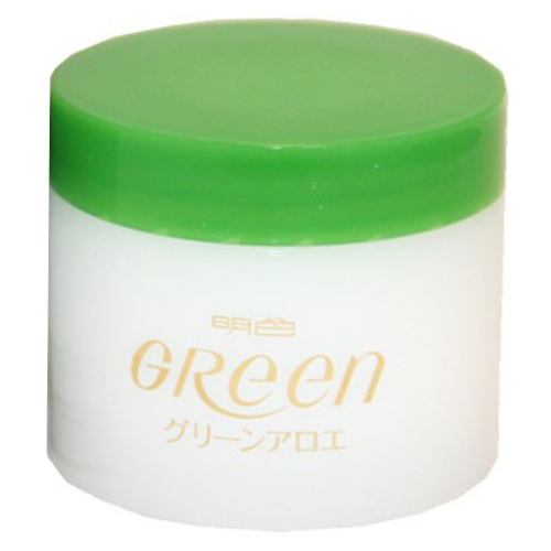 Meishoku Green Plus Aloe Moisture Cream