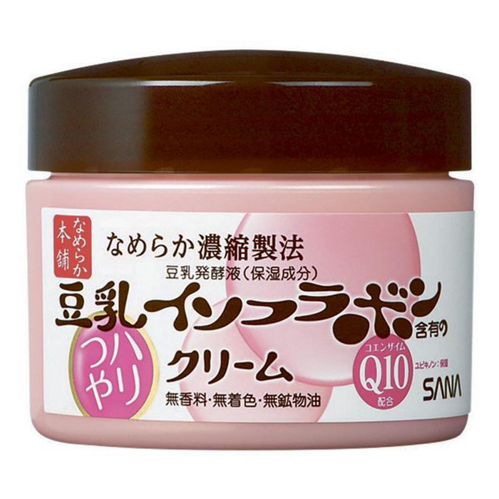 Купить Q Sana Soy Milk Haritsuya Cream