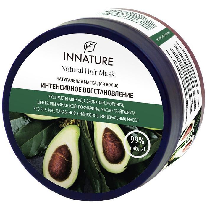Купить Маска Innature натуральная маска для волос Интенсивное восстановление