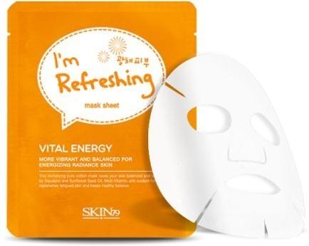 Skin Vital Energy Mask Sheet.