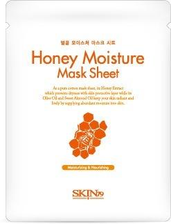 Skin Honey Moisture Mask Sheet.