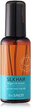 The Saem Silk Hair Argan Oil Serum