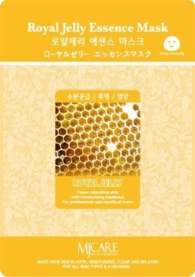 Mijin Cosmetics Royal Jelly Essence Mask.