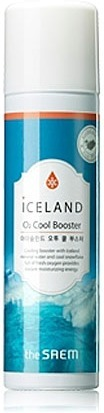 The Saem Iceland  Cool Booster