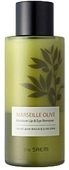 The Saem Marseille Olive Moisture Lip Eye Remover фото