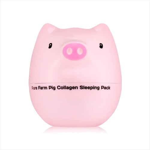 Tony Moly Pure Farm Pig Collagen Sleeping Pack