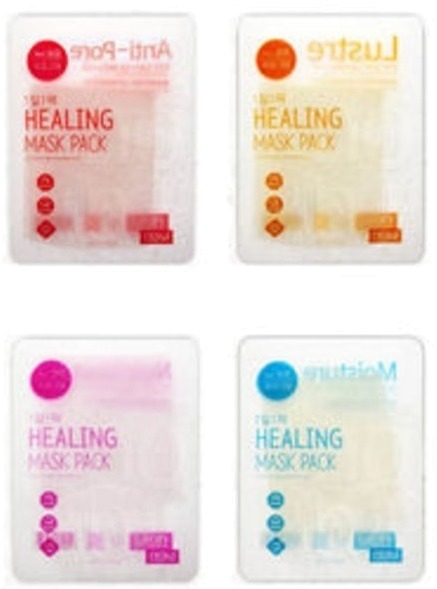 Nohj Healing Mask Pack.