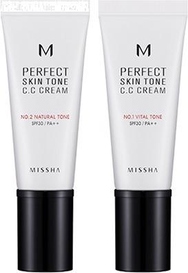 Missha M Perfect Skin Tone CC Cream SPF