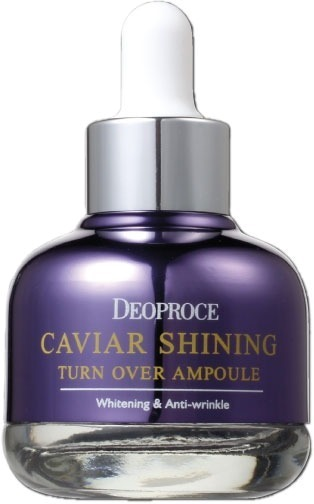 Купить Deoproce Caviar Shining Turn Over Ampoule